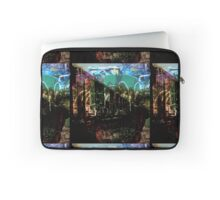 Tracks and Trains Laptop Sleeve