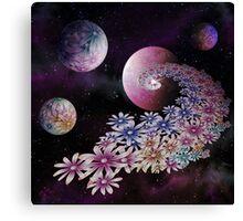 SEMINAL FLOWERS Canvas Print