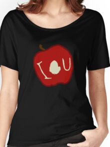 iou. Women's Relaxed Fit T-Shirt