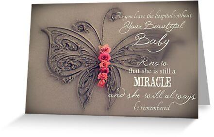 Memory Box Card - Baby Girl by CarlyMarie