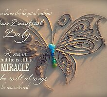Memory Box Card - Baby Boy by CarlyMarie