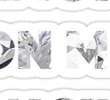 Diamond Dancing   Sticker