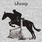 Cute iJump Equestrian Horse T-Shirt and Hoodies by Patricia Barmatz