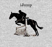 Cute iJump Equestrian Horse T-Shirt and Hoodies T-Shirt