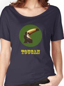 Toucan  Women's Relaxed Fit T-Shirt