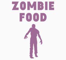 Zombie Food Baby Tee