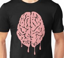 Brain melt - vector illustration of melting brain! Unisex T-Shirt
