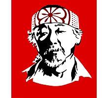 Mr. Miyagi - The Karate Kid Photographic Print