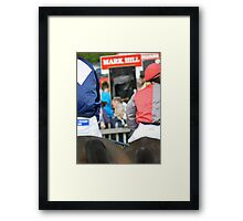 Bookies' Favourite Framed Print