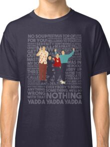 A Shirt About Nothing Classic T-Shirt