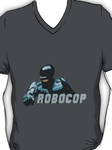 Retro Robocop T-Shirt
