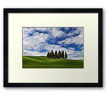 Torrenieri Framed Print
