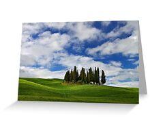 Torrenieri Greeting Card