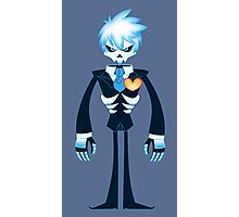 Ghost!Jack Frost in Tux Photographic Print
