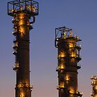 Industrial Scene by Peet de Rouw