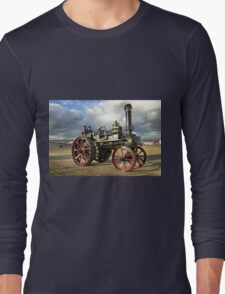 "Ruston & Hornsby 6nhp General Purpose Engine No.113043 ""Oliver"" Long Sleeve T-Shirt"