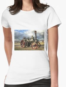 Ruston & Hornsby 6nhp General Purpose Engine No.113043 'Oliver' Womens Fitted T-Shirt
