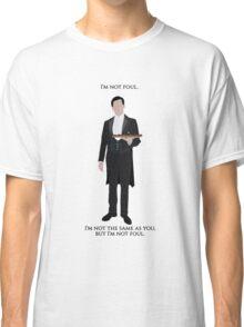 Thomas Barrow - Downton Abbey Classic T-Shirt
