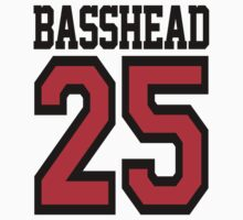 Basshead 45 (black) by DropBass