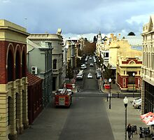 High Street Fremantle by Noel Elliot