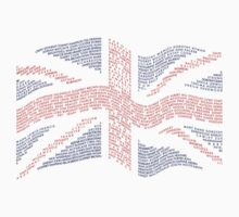 2012 Games - GB Medallists Flag (Waving) by TGIGreeny