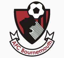 bournemoouth logo Kids Tee