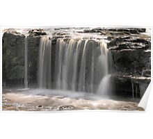 Aysgarth - High Fall 3 of 3 Poster