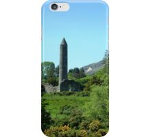 Irish Round Tower iPhone Case/Skin