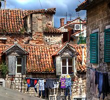 Laundry in Split by John44