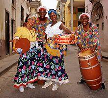 Spirit of Havana by Norbert Probst
