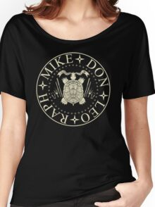 Turtle Rawks Women's Relaxed Fit T-Shirt