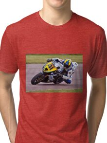 Shaun Winfield, OXFORD TAG TRIUMPH Tri-blend T-Shirt