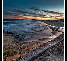 Soldiers Beach NSW by Andy Eftichiou