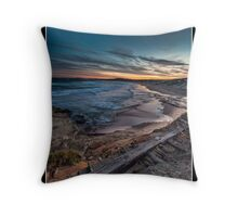 Soldiers Beach NSW Throw Pillow