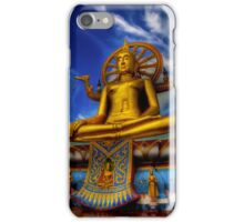 The Golden Buddha  iPhone Case/Skin