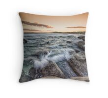 Sunset Central Coast NSW Throw Pillow