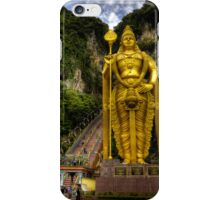 Statue of Murugan iPhone Case/Skin