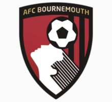 bournemouth logo 1 Kids Tee