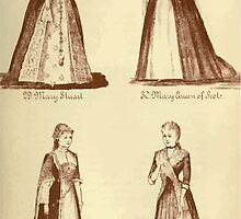 Fancy dresses described or What to wear at fancy balls by Ardern Holt 192 Mary Stuart Queen of Scots Marguerite Antoinette by wetdryvac