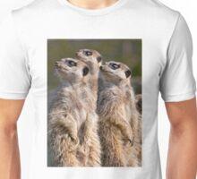 Watching Meerkats Unisex T-Shirt