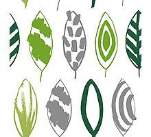 Grunge green Photographic Print