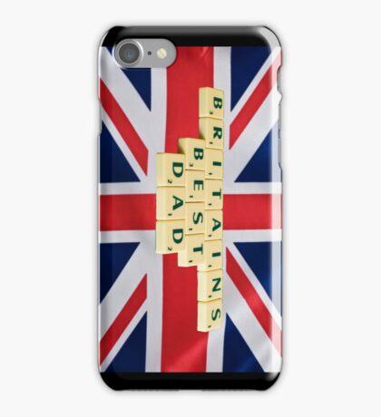 Britains Best Dad iPhone Case/Skin