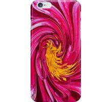Dahlietta in a twirl iPhone Case/Skin