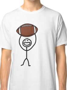 Football fan Classic T-Shirt