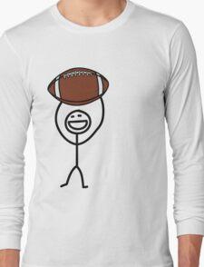 Football fan Long Sleeve T-Shirt