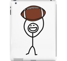 Football fan iPad Case/Skin