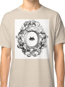 Rococo Invader Classic T-Shirt