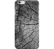 Cracked Wood iPhone Case/Skin