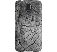 Cracked Wood Samsung Galaxy Case/Skin