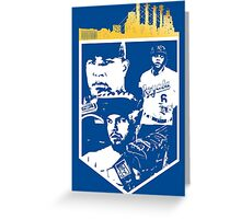 Kansas City Royals Greeting Card
